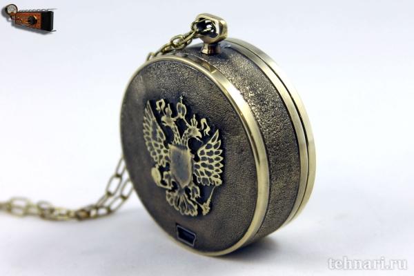 Карманные часы на газоразрядных индикаторах Саратов