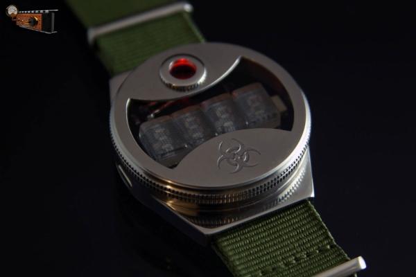 Наручные часы Biohazard