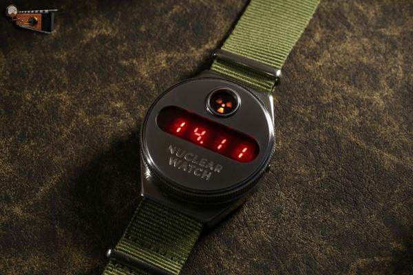 Ядерные часы