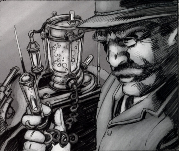 Victorian Undead Comics (Фото 3)