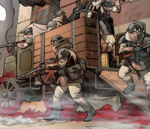Victorian Undead Comics (Фото 2)