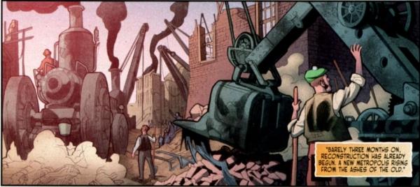 Victorian Undead Comics (Фото 4)
