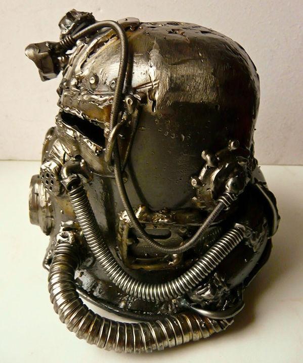 Шлем. Fallout