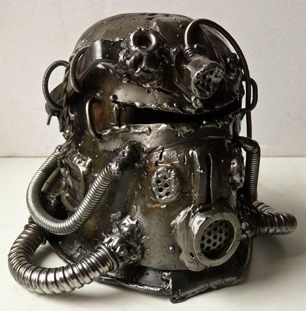 Шлем. Fallout (Фото 3)
