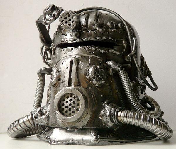 Шлем. Fallout (Фото 2)