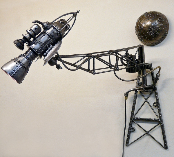 Полёт на Луну (Фото 2)