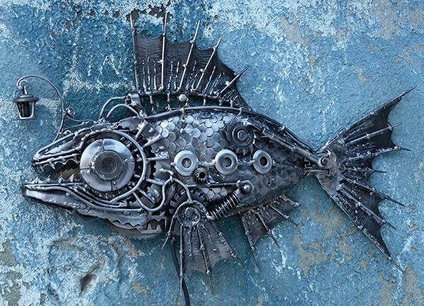 """Глубоководный аппарат """"Морской окунь"""""""