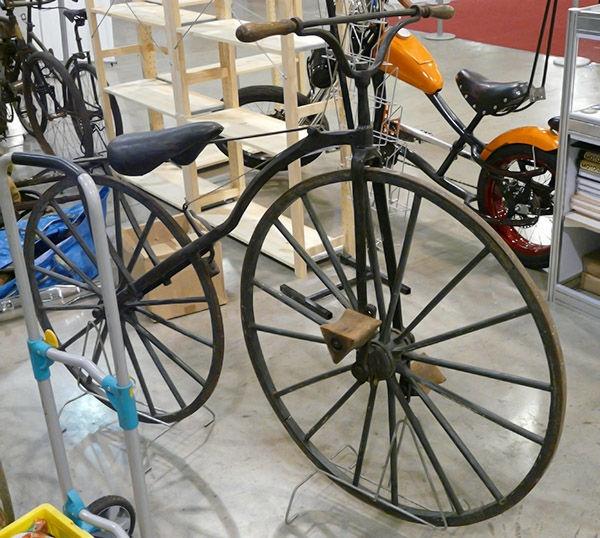 Вело-фото с XVII Олдтаймер-Галереи (Фото 2)