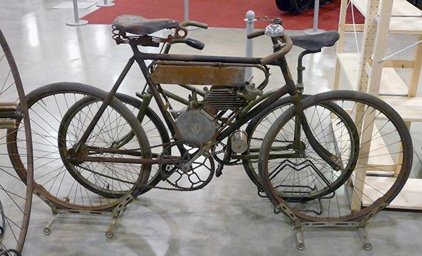 Вело-фото с XVII Олдтаймер-Галереи (Фото 5)