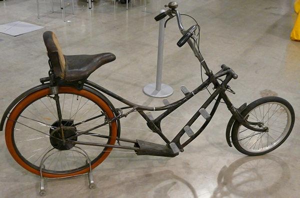 Вело-фото с XVII Олдтаймер-Галереи (Фото 6)