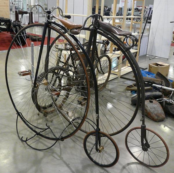 Вело-фото с XVII Олдтаймер-Галереи