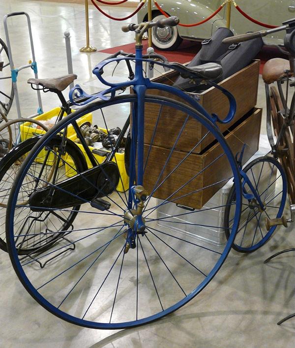 Вело-фото с XVII Олдтаймер-Галереи (Фото 3)