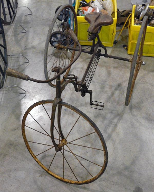 Вело-фото с XVII Олдтаймер-Галереи (Фото 4)