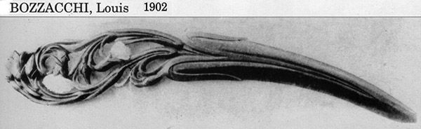 Ножи для бумаги начала XX в. (Фото 7)