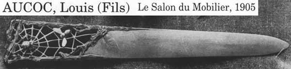 Ножи для бумаги начала XX в. (Фото 14)