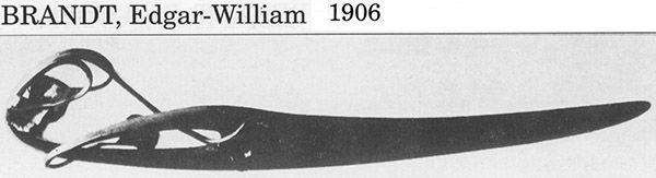 Ножи для бумаги начала XX в. (Фото 17)