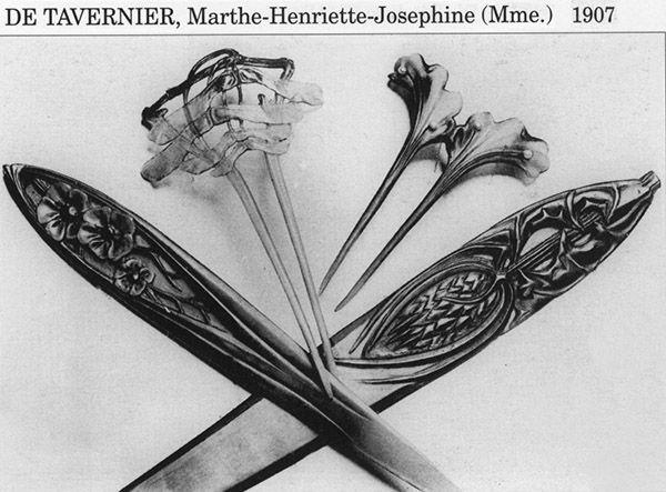 Ножи для бумаги начала XX в. (Фото 19)