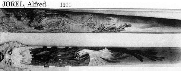 Ножи для бумаги начала XX в. (Фото 33)