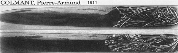 Ножи для бумаги начала XX в. (Фото 32)