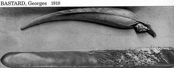 Ножи для бумаги начала XX в. (Фото 29)
