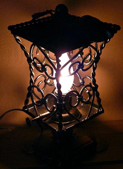 Керосиновый фонарь (Фото 3)