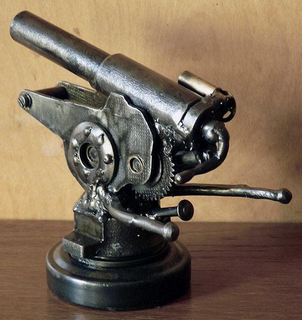 Противоминная пушка Гочкиса (Фото 3)