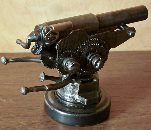 Противоминная пушка Гочкиса (Фото 2)