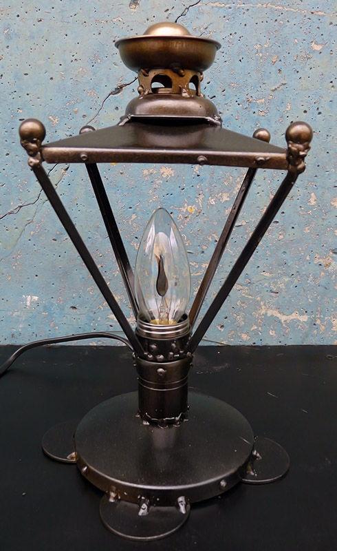 Газовый фонарь (Фото 2)