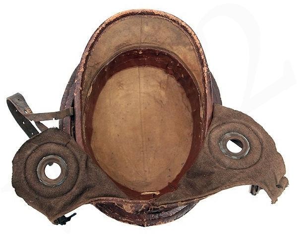 Шлем воздухоплавательных частей, Российская Империя (Фото 5)