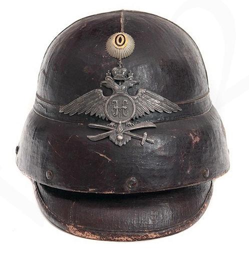 Шлем воздухоплавательных частей, Российская Империя (Фото 2)