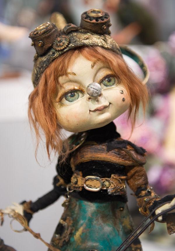 "кукла ""Гайка"" (Фото 2)"