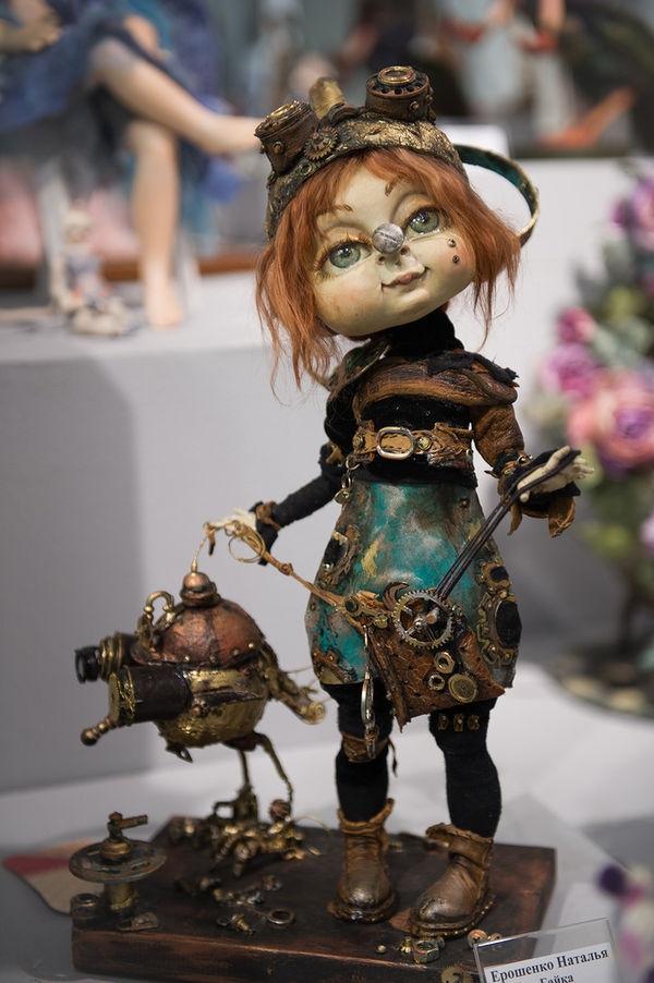 "кукла ""Гайка"""