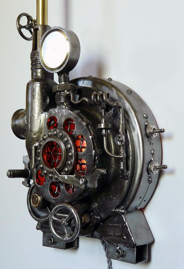 Огнетрубный паровой котёл (Фото 6)