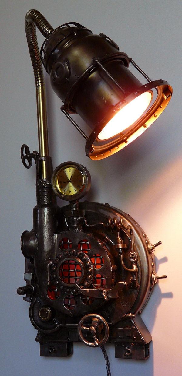 Огнетрубный паровой котёл (Фото 4)
