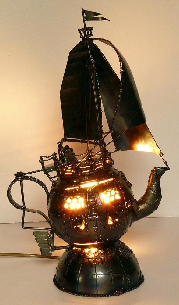 На всех парах и парусах - в металле (Фото 2)