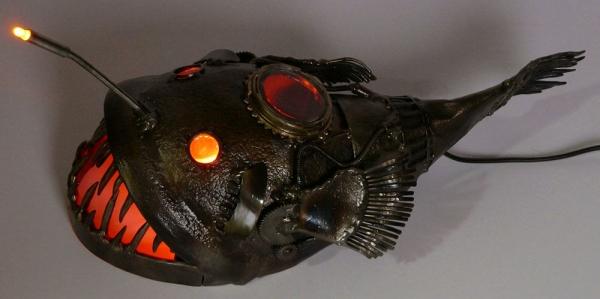 """Подводная лодка """"Морской чёрт"""""""