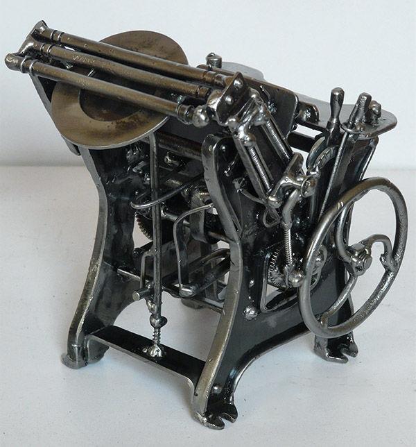 Печатный станок Chandler & Price (Фото 4)