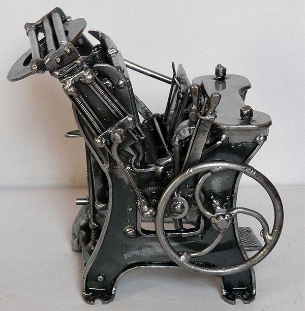 Печатный станок Chandler & Price (Фото 3)