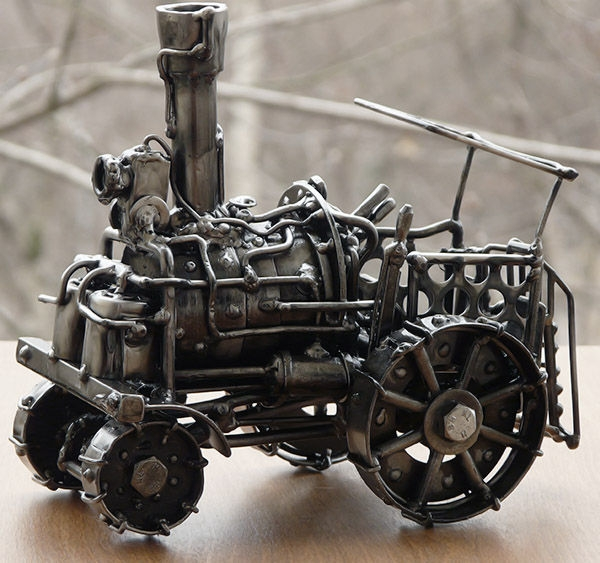 Steam tractor (Фото 2)