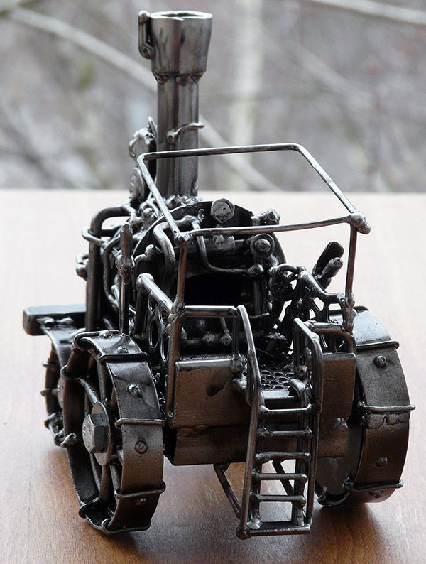 Steam tractor (Фото 3)