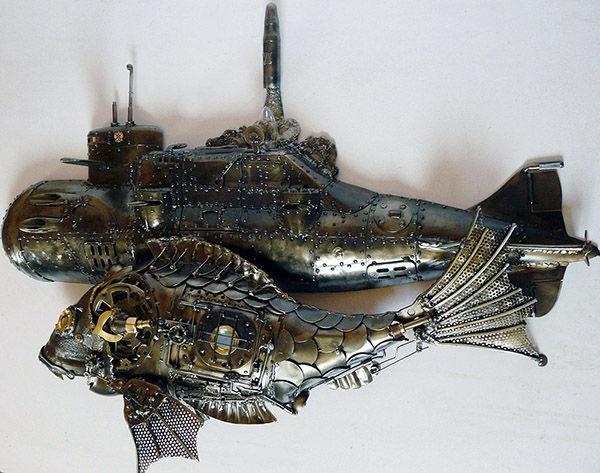 Подводные силы альтернативной России