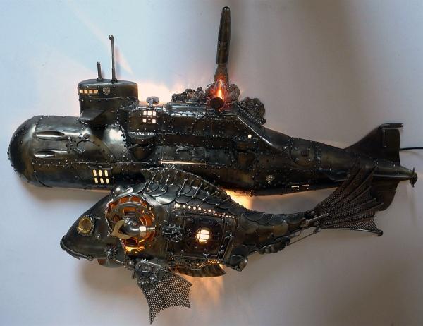 Подводные силы альтернативной России (Фото 2)
