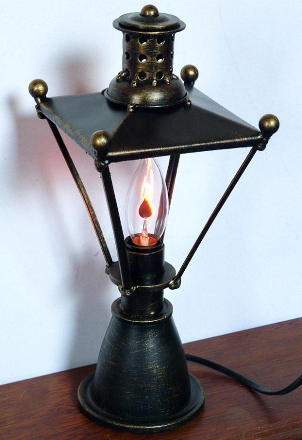 Газовый фонарь v.2