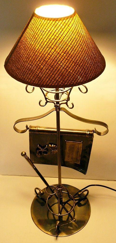 Настольная лампа для Шерлока Холмса
