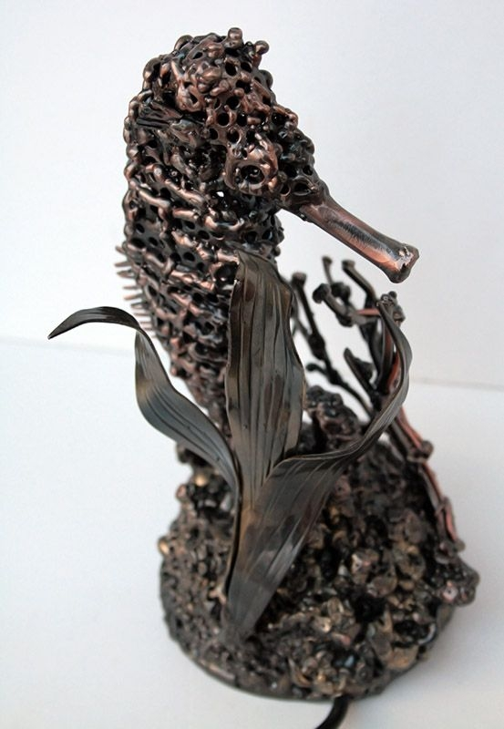 светильник Морской конёк
