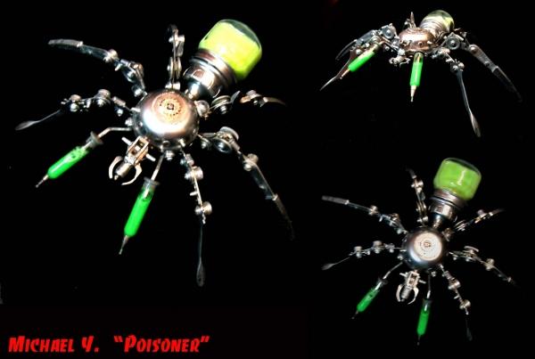 Кентавр и паук из мусора (Фото 5)