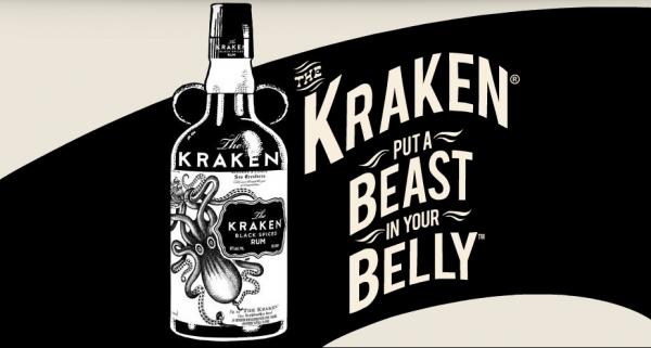 Сайт Kraken Rum