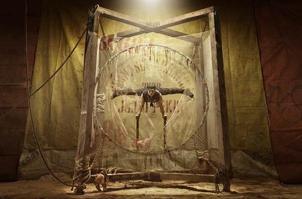 Олимпийские игры в стиле стимпанк (Фото 3)