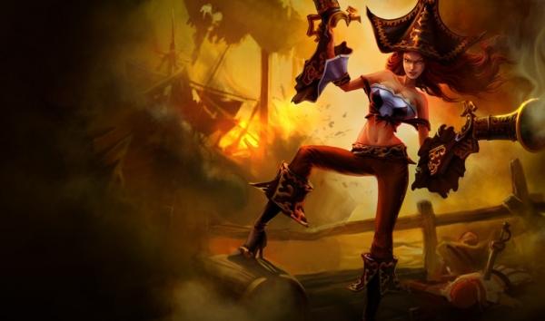 League of Legends подборка арта. (Фото 26)