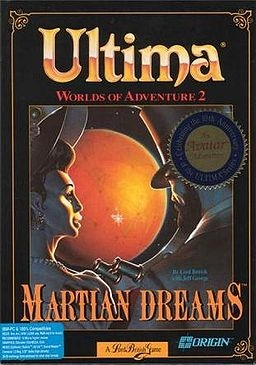 Ultima: Worlds of Adventure 2: Martian Dreams